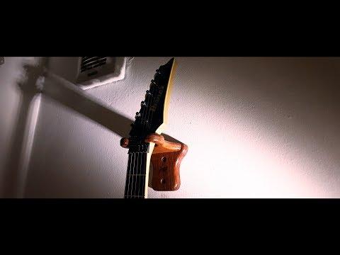 DIY Guitar Hanger - Build Video