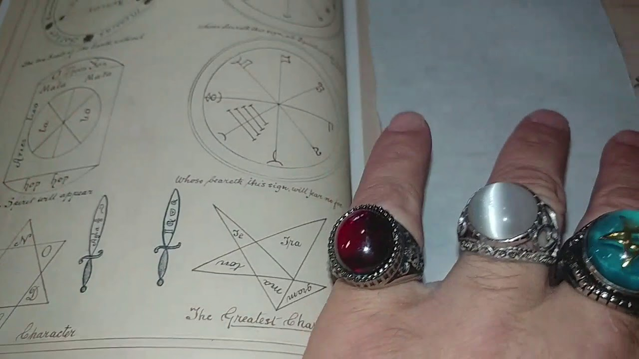 Grimoire Collection The Clavis or Key to the Magic of Solomon: