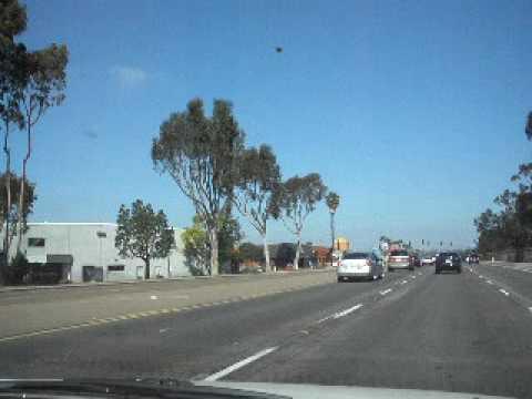 San Diego Miramar Road