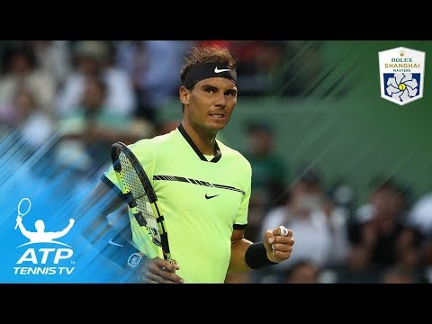 Watch 2017 Shanghai Rolex Masters Live Streaming On Tennis TV