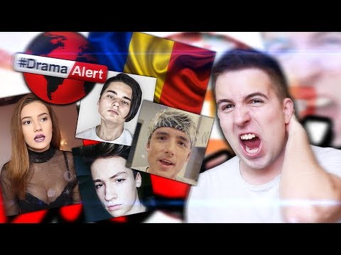 ROMANIAN DRAMA ALERT! Mimi dates ilie's vlogs! Selly fights Vlad Munteanu in a boxing ring!