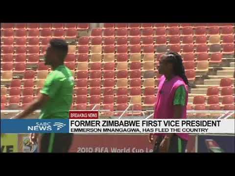 An improvement in the Bafana camp