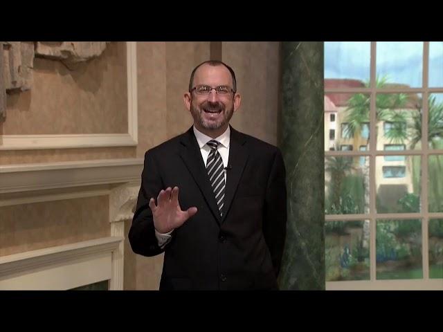 Dr. Baruch Korman - Jonas Capítulo 3 (Español)