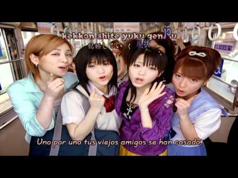 [NMND] Morning Musume   Joshi Kashimashi Monogatari Subtitulos y Karaoke español