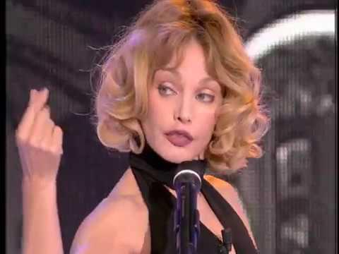 20h10 Pétantes — Live d'Arielle Dombasle