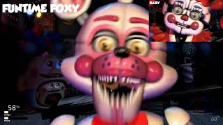 Ultimate Custom Night Has A Sparta NyanCat Remix