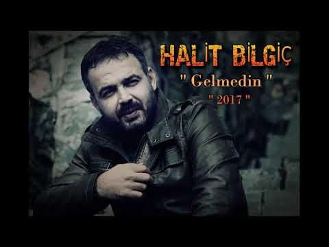 HALİT BİLGİÇ ( GELMEDİN ) 2017 YENİ (Official Audıo)