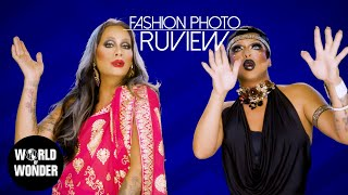 FASHION PHOTO RUVIEW: RuPaul's Drag Race UK Series 1 Episode 8