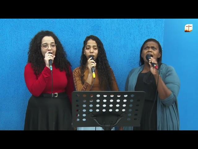 Junto a Mim   Noemi, Isabela e Raquel   Tabernáculo da Fé Campinas/SP