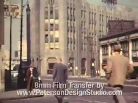 Metro Detroit 1954 Pt1