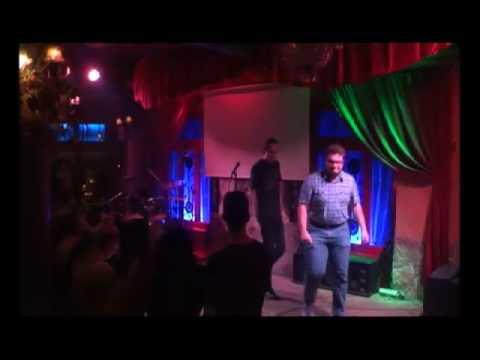 Ghost Karaoke 5 8 17 7