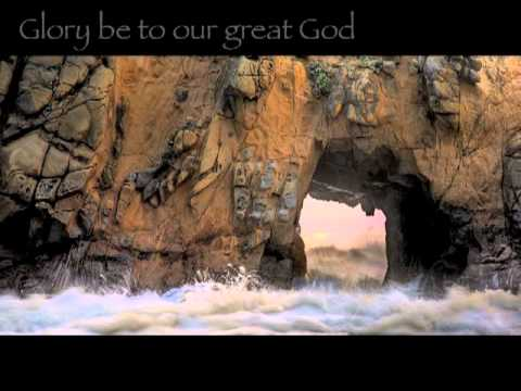 Our Great God ~ Todd Agnew ft. Rebecca St James (with lyrics)