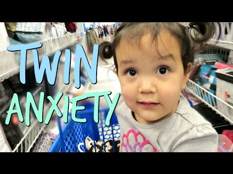 Twin Seperation Anxiety - September 27, 2016 -  ItsJudysLife Vlogs