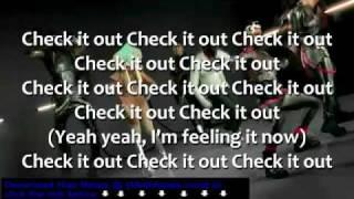 "Will I Am ft Nicki Minaj ""Check it out"" (instrumental)"