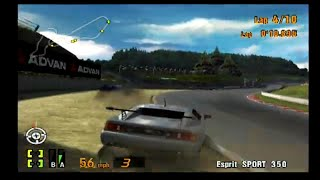 Gran Turismo 3 EPIC RACE! Hilarious Race on the Turbo Race in the Professional League!