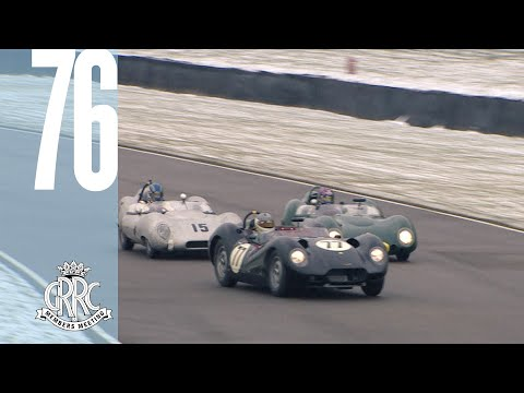 Salvadori Cup Highlights - 76th Members' Meeting