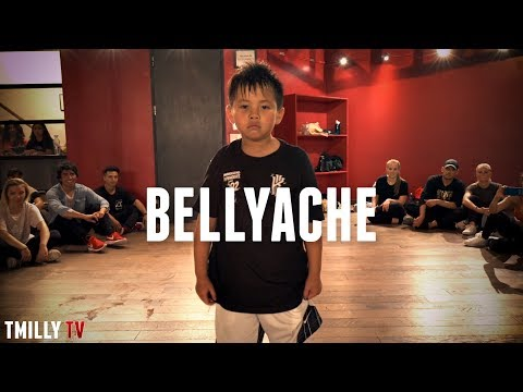 Billie Eilish - Bellyache (Marian Hill Remix) - Choreography by Jake Kodish - #TMillyTV Mp3