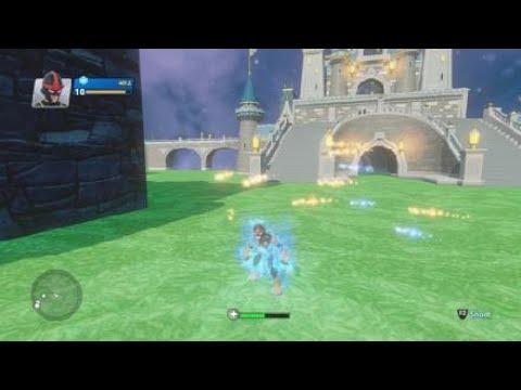 Disney Infinity [2.0] Leveling up Nova to max level (Level 20) part 1 |