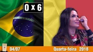 Baixar Salário Esposa, Bélgica 6 x 0 Brasil e Show de Anitta @CanalDoOtario