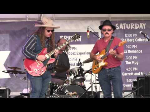 The Steve Watson Band is joined by Marcus King 02