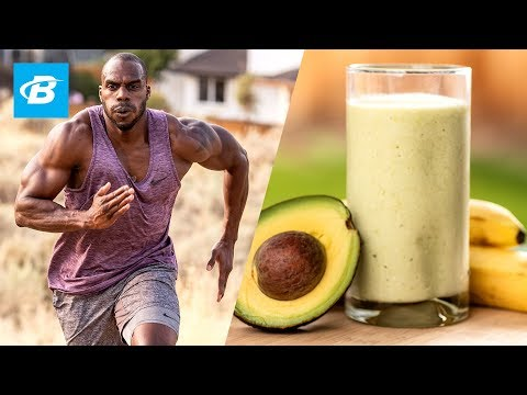 HIIT Hill Sprints & Avocado Smoothie Recipe | Everyday Beast