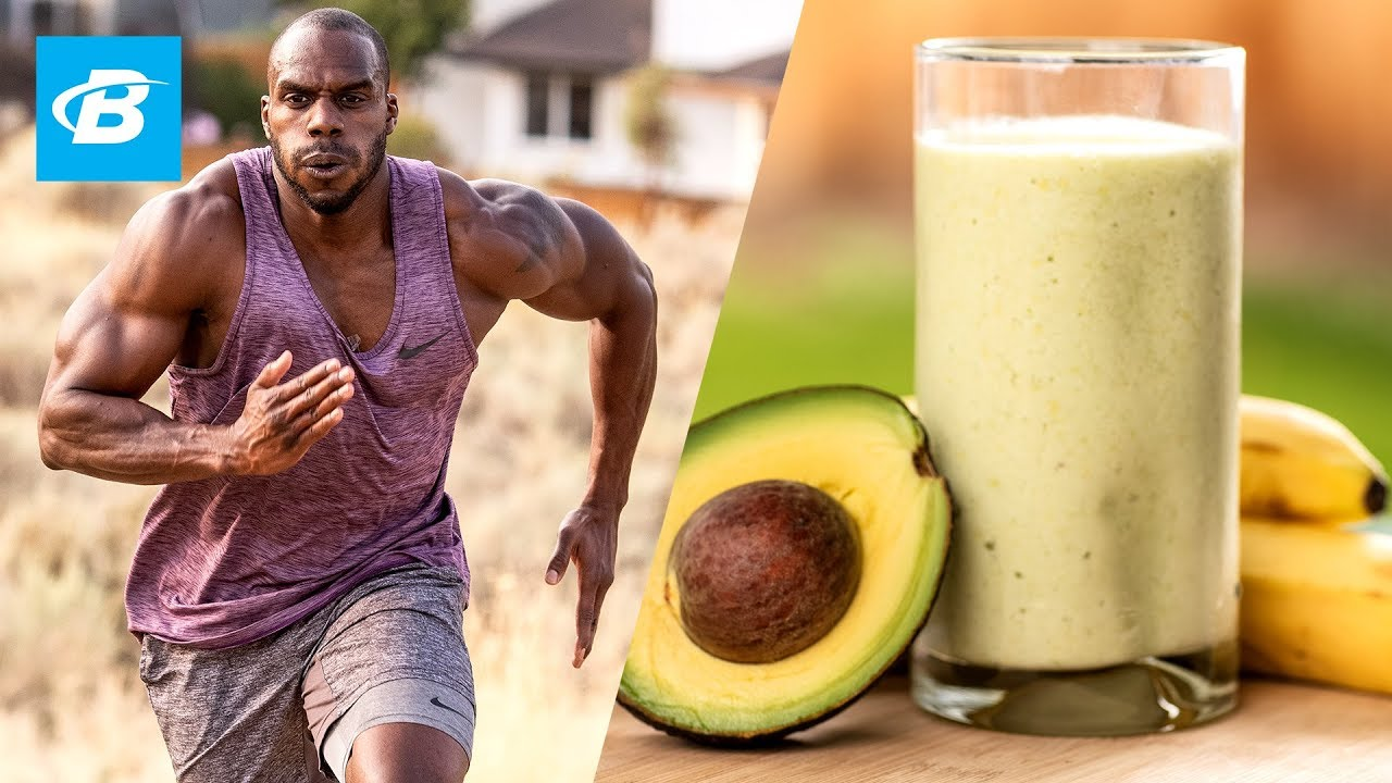 HIIT Hill Sprints & Avocado Smoothie Recipe | Everyday Beast