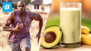 HIIT Hill Sprints &amp Avocado Smoothie Recipe  Everyday Beast