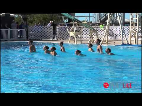 Nevada Desert Mermaids - 13-15 Team 2014 Routine West Zone Synchro - TAKEITLIVE.TV - E15 H10 14tl016