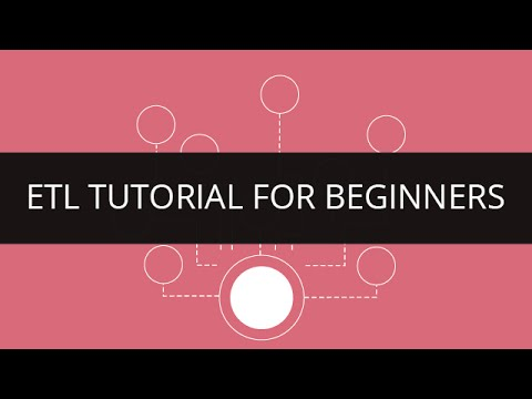 ETL Tutorial for Beginners -Part 1 | ETL Data Warehouse Tutorial | ETL Data Warehouse | Edureka