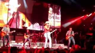 Kenny Chesney - Living In Fast Forward - Live - Salt Lake City - 07/18/13