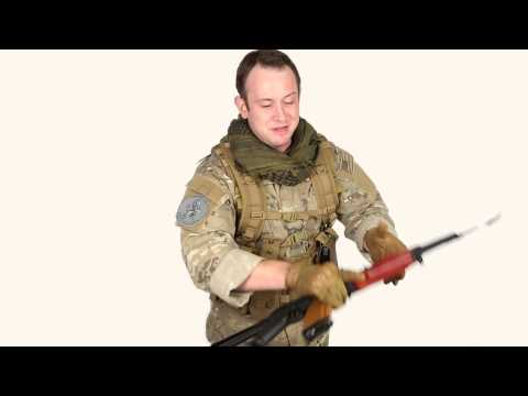 Airsoft GI - Affordable Tactical Gear Heads with Bob - AK74 and M4 MK18 Load Outs