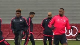 Atlético wartet: Bayern geht mit viel Respekt ins Halbfinale