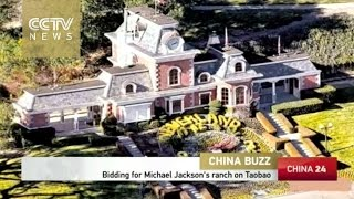 Michael Jackson's Neverland Ranch put up for auction on Taobao