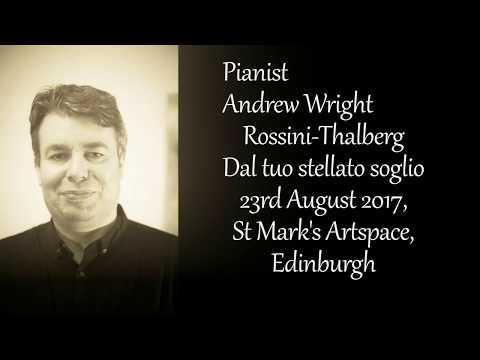 Rossini-Thalberg Dal tuo stellato soglio