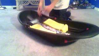 mad river rocket sled review