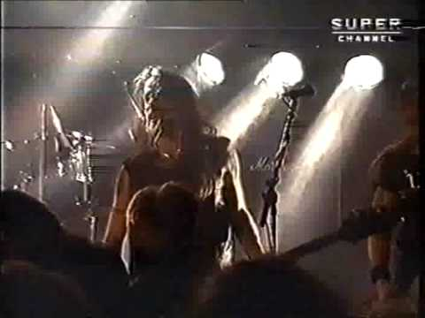 The Almighty - Crucify-Live-1991