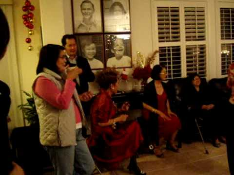 The Sigma Rho Northern California Chapter Christma...