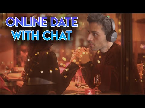 First Online Date With Chat