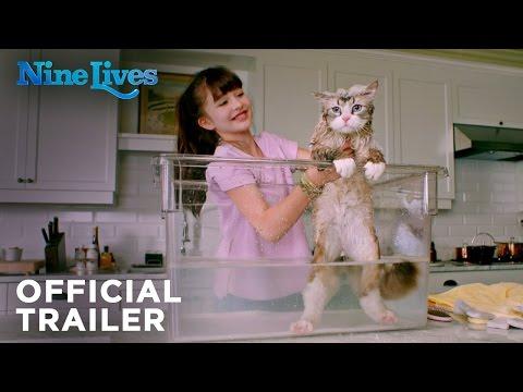 Nine Lives - Official Trailer # 1 [HD]