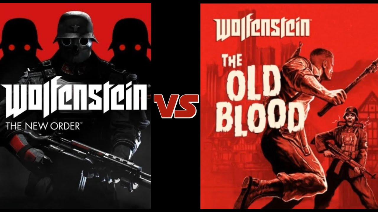 PS4 - Wolfenstein The New Order Gameplay Video - YouTube