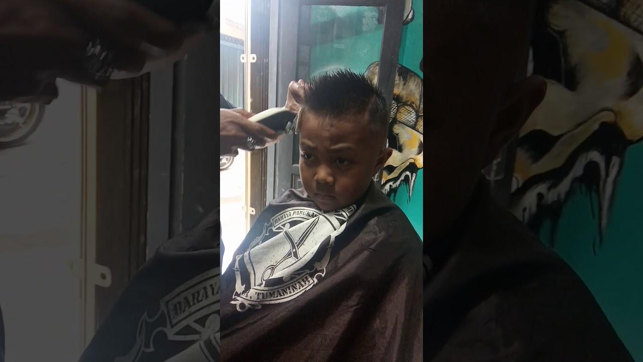 Gaya rambut anak terkeren 2020 - YouTube