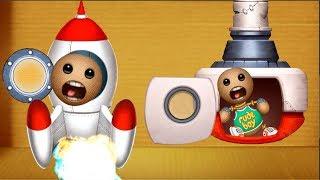 Buddy SPACE MISSION vs Power Of Gods | Kick The Buddy