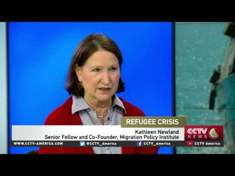 Kathleen Newland on the global refugee crisis