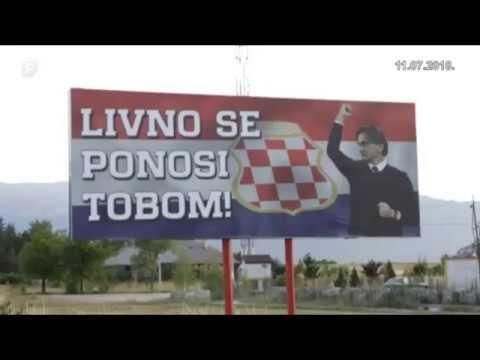 Iz Livna za FTV govori majka Zlatka Dalića