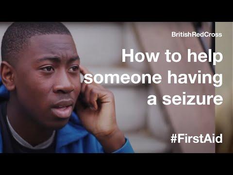 First Aid: Seizure (epilepsy)
