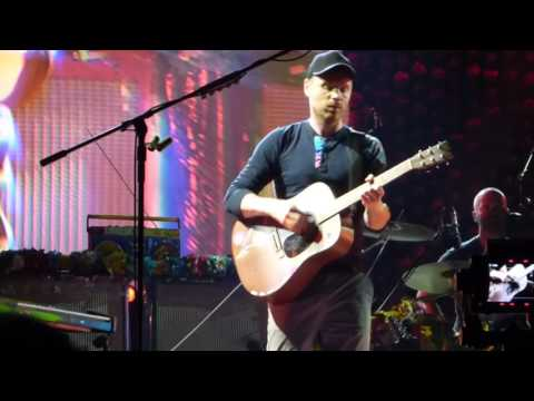 """""""The Scientist"""" Coldplay@Lincoln Financial Field Philadelphia 8/6/16"""