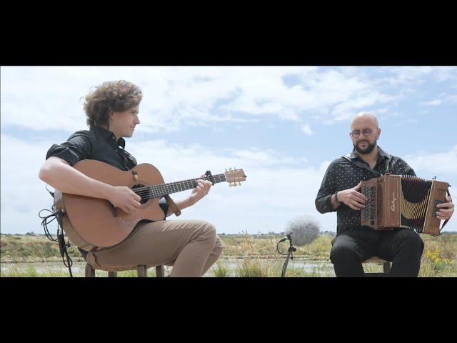 """Erwann Tobie & Heikki Bourgault - """"Un jour sur les marais"""""""