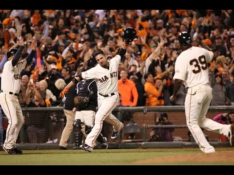 San Francisco Giants: Every Walk-off Since 2010