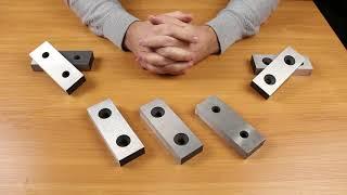 Ножи для станка СМЖ-172. Обзор производителя ножей для рубки арматуры в Украине