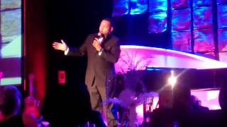 An Evening with Jammin Jay Lamont:  Langston University Gala 2012